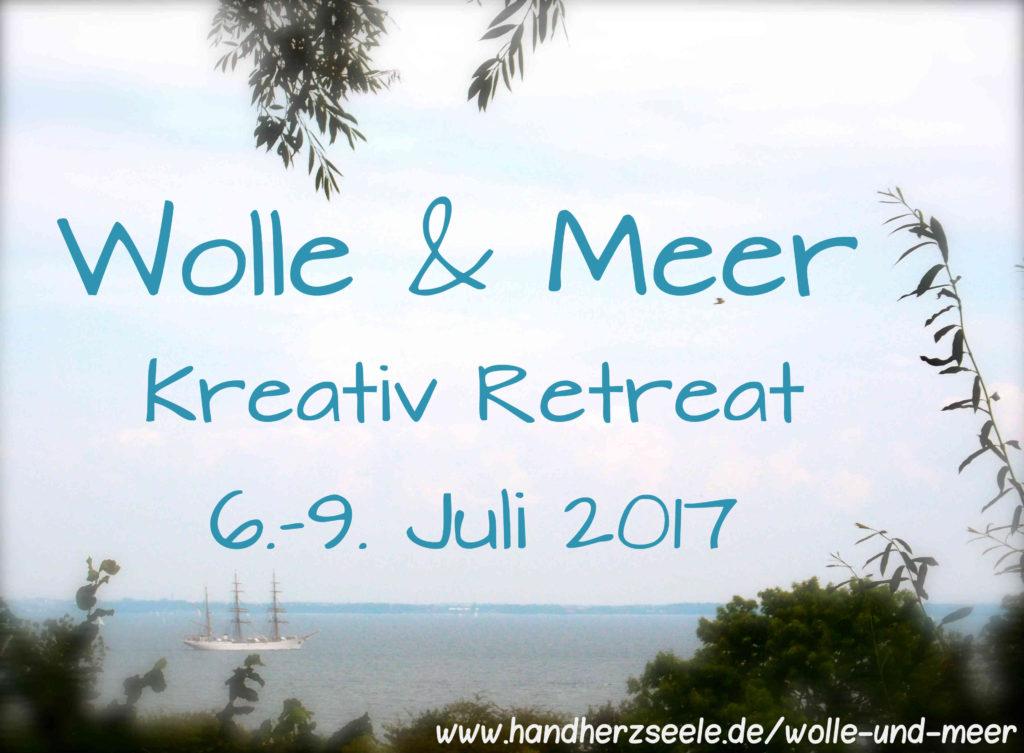 Wolle und Meer 6.-9. Juli 2017